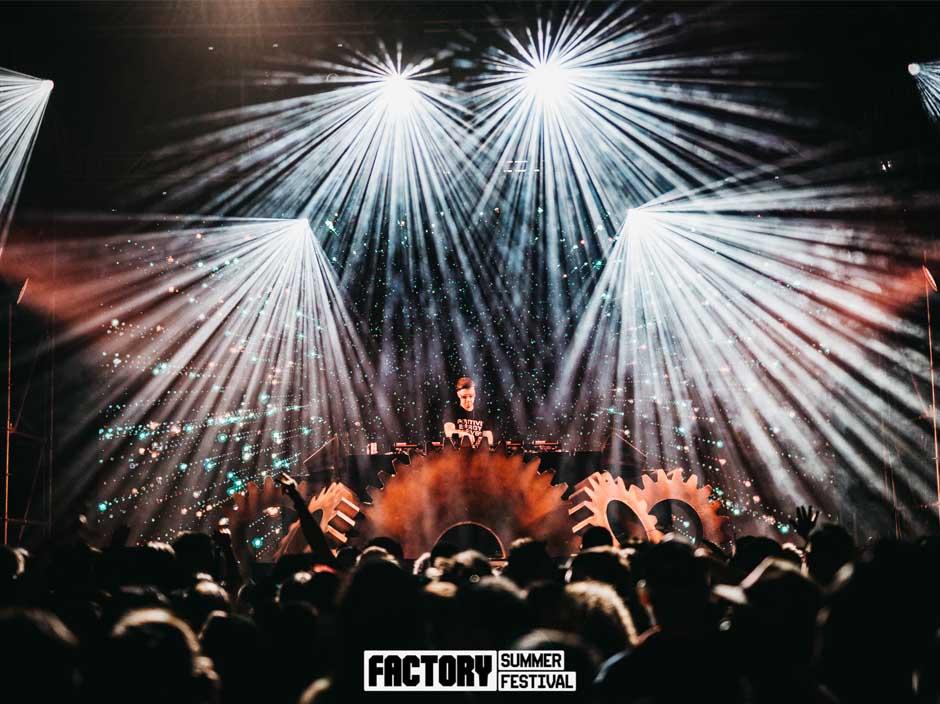 Factory Festival, Brisbane 2021