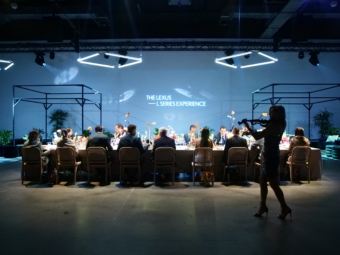 Lexus L Series Experience - The Venue Alexandria, Sydney - Product Launch