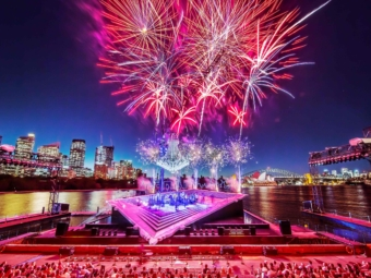 Handa Opera on Sydney Harbour - La Traviata
