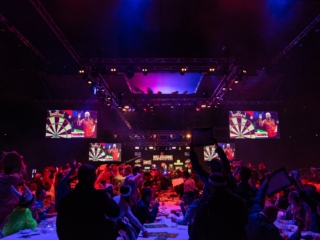 World Series Darts, Melbourne 2019