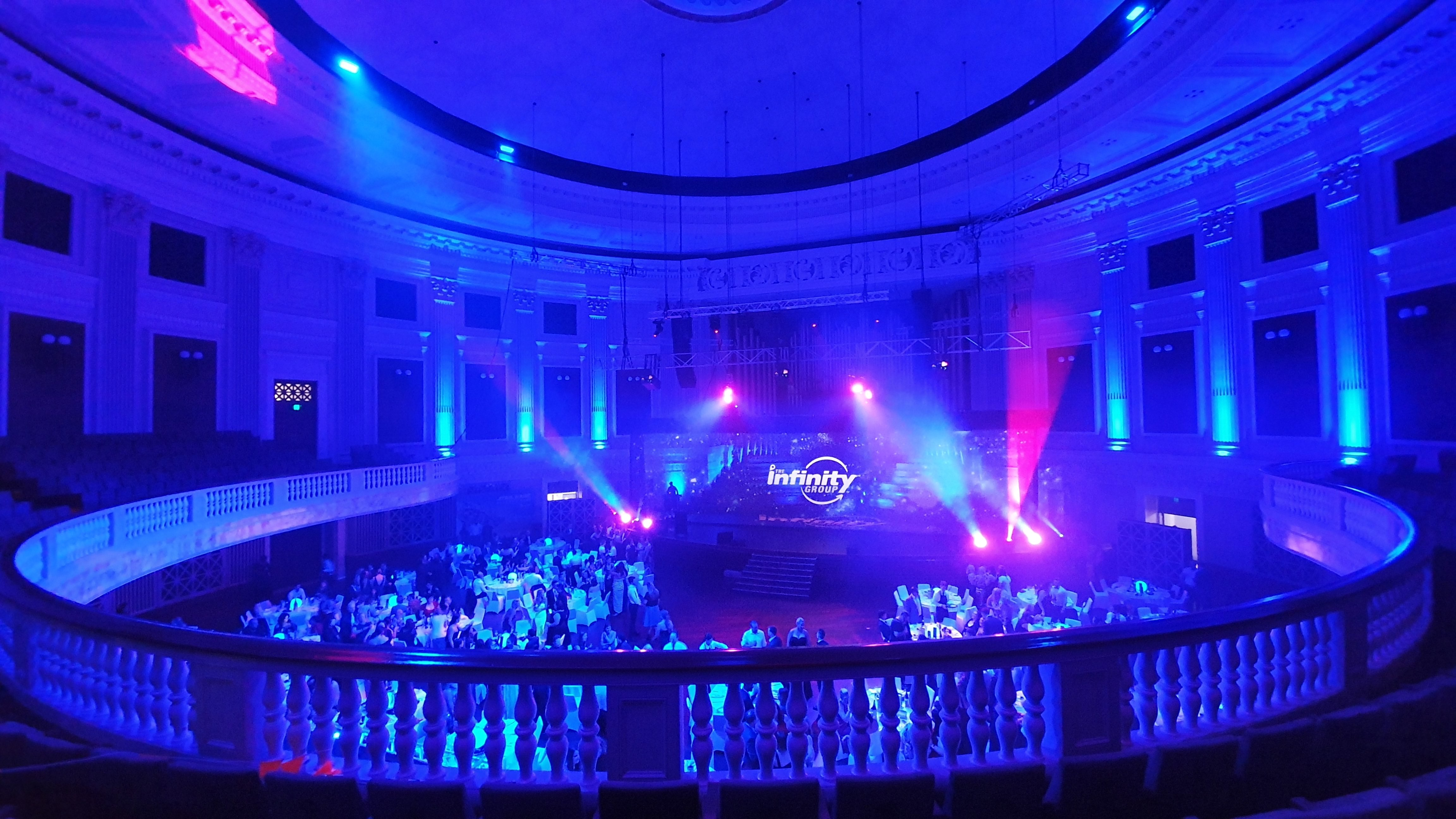 Infinity, Brisbane City Hall