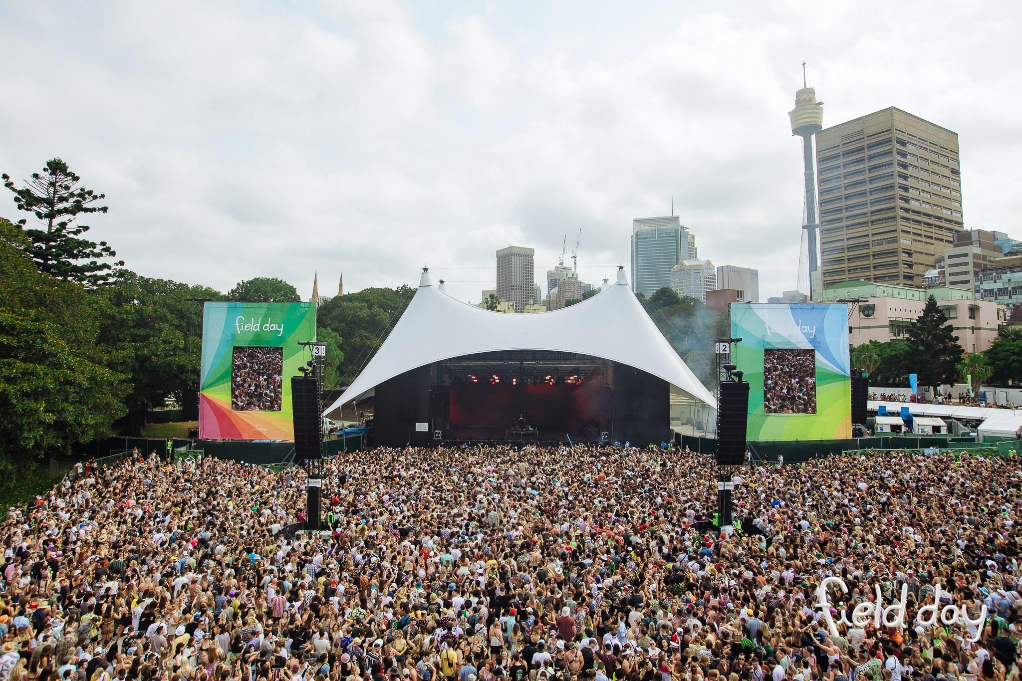 Field Day, Sydney 2020